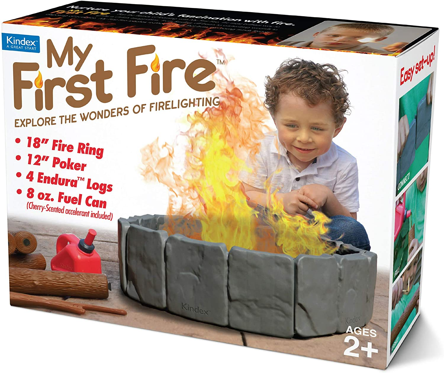 """Prank Pack """"My First Fire"""""""
